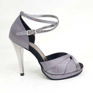 scarpe da ballo con plateau