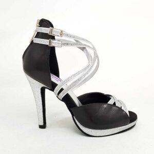 scarpe da ballo tacco alto