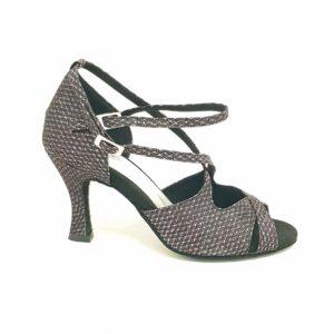 outlet scarpe da ballo nere