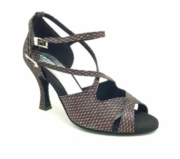 outlet scarpe da ballo con 2 cinturini
