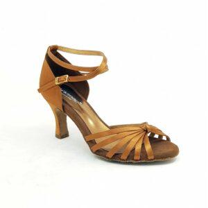 sandalo da ballo con striscette