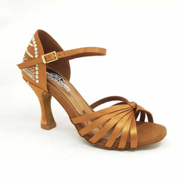 scarpe da ballo con strass