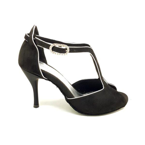 scarpe nere da ballo