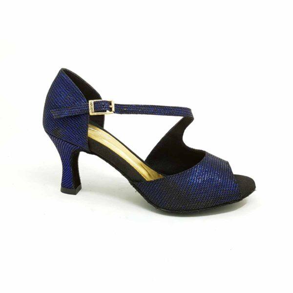 spaccio scarpe da ballo blu scontate