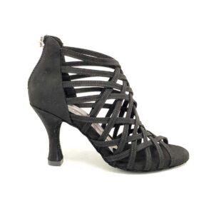 scarpe da ballo nere scontate outlet