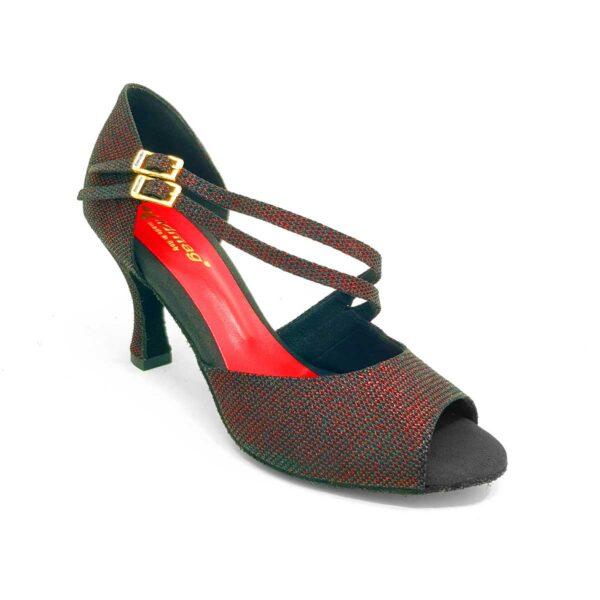 scarpe da ballo rosse scontate