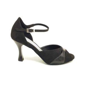 spaccio scarpe da ballo nere