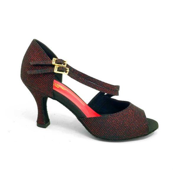 spaccio scarpe da ballo rosse outlet