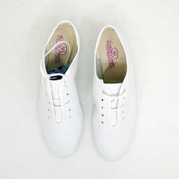 scarpe jazz bianche