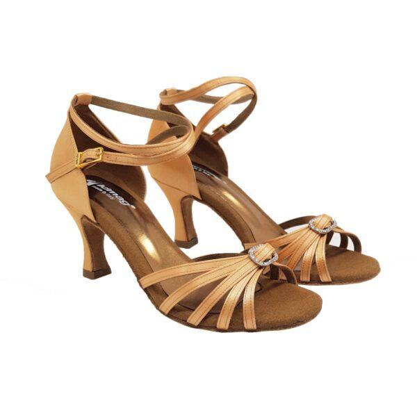 scarpe da ballo flesh