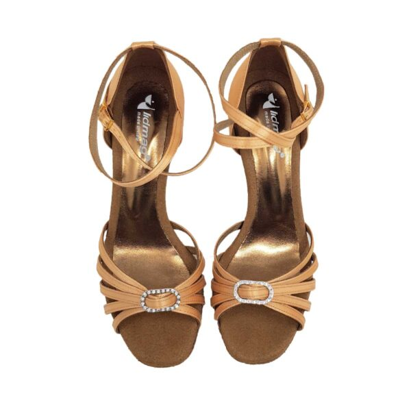 scarpe da ballo color flesh
