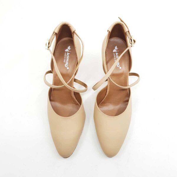 scarpe da ballo carne
