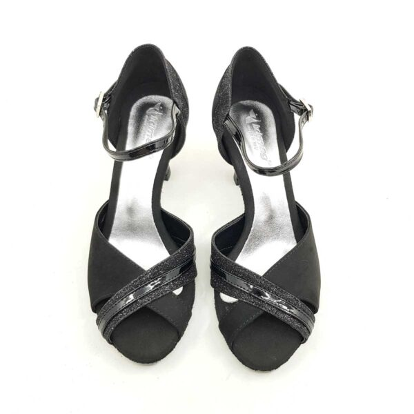 scarpe da salsa nere