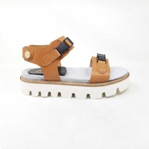 sandalo da donna cuoio