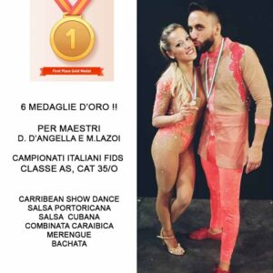 maestri di ballo