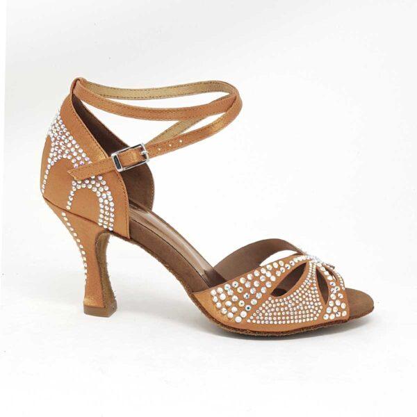 scarpe ballo strass