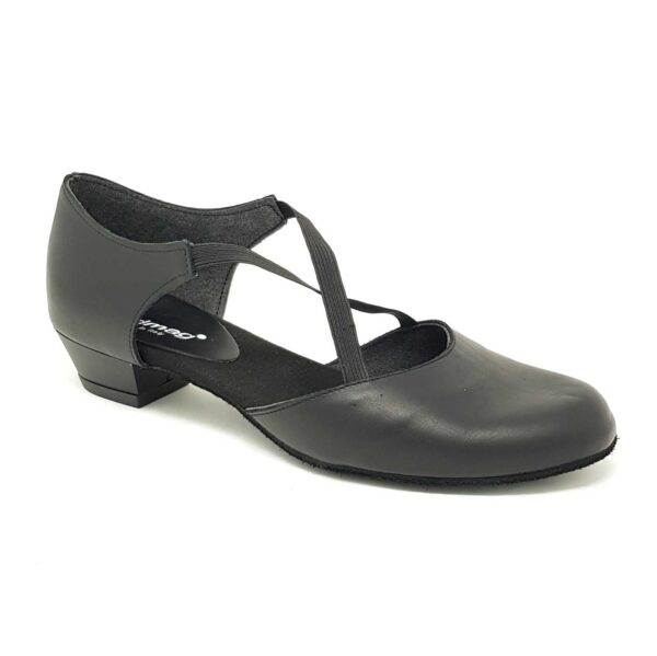teacher dance shoes scarpe da ballo con elastico insegnante a x